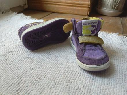 кросівки-черевички Kangaroos. Львов. фото 1