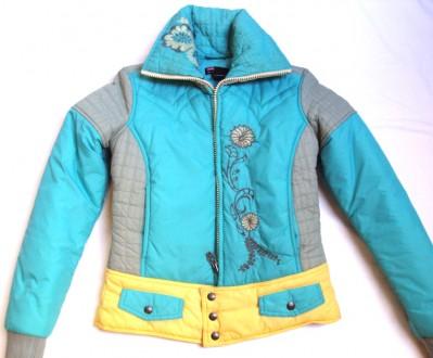 Куртка бренд diesel оригинал,размер с,на молнии. Гнивань. фото 1
