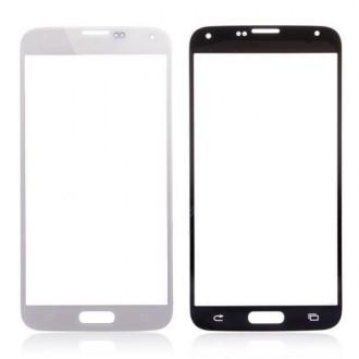 Стекло для Samsung Galaxy S5 Черное/Белое ОРИГИНАЛ. Киев. фото 1