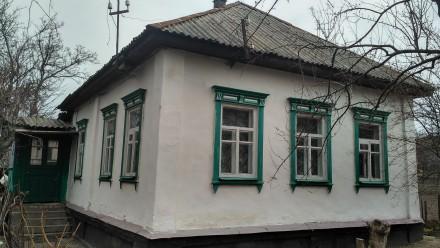 Дом 50м.кв. на Загребелье - 9 соток, сарай, летняя кухня. Конотоп. фото 1