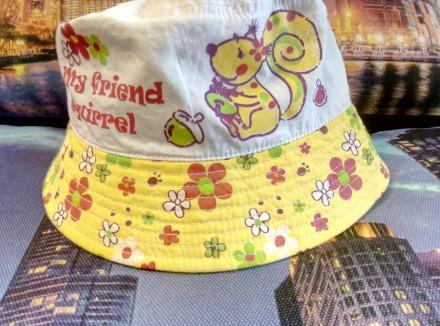 Продам очень симпатичную панаму в состоянии новой. Харьков. фото 1
