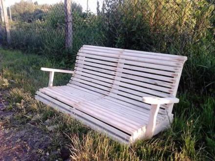 Сидение для качели садовой. Хмельницький. фото 1