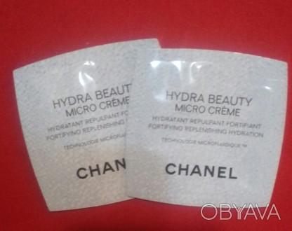 Крем Chanel Hydra Beauty Micro Creme.Увлажняющий крем для лица.