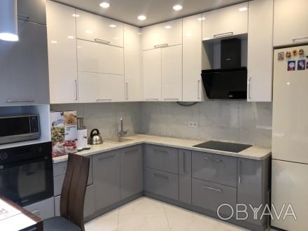 2-квартира с мебелью и ремонтом в ЖК Rich Town за 61000$