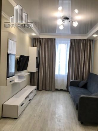 Сдам 1-комнатную на Вильямса ЖК Акварель. Красивая квартира с евроремонтом в све. Киевский, Одесса, Одесская область. фото 13