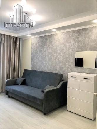 Сдам 1-комнатную на Вильямса ЖК Акварель. Красивая квартира с евроремонтом в све. Киевский, Одесса, Одесская область. фото 8