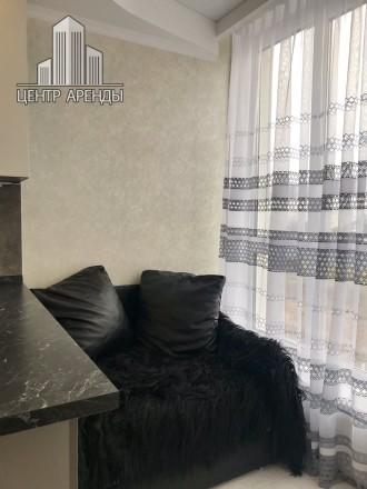Сдам 1-комнатную на Вильямса ЖК Акварель. Красивая квартира с евроремонтом в све. Киевский, Одесса, Одесская область. фото 11