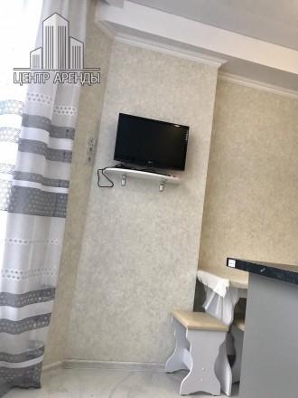 Сдам 1-комнатную на Вильямса ЖК Акварель. Красивая квартира с евроремонтом в све. Киевский, Одесса, Одесская область. фото 5