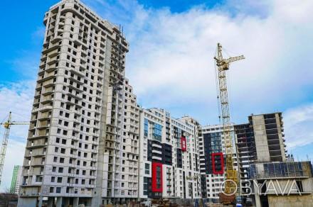 Новый, большой, современный микрорайон на Таирова, Киевский р-н. В продаже квар. Таирова, Одесса, Одесская область. фото 1