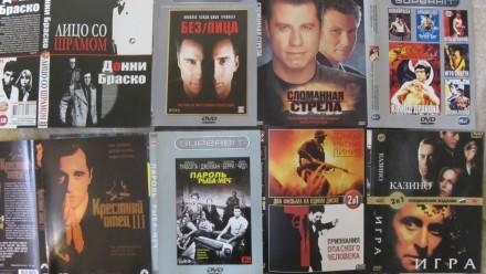 Фильмы-боевики на ДВД. Сумы. фото 1