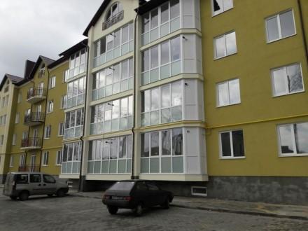 2-кімнатна квартира в новобудові. Луцк. фото 1