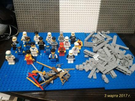 20 фигурок Лего, Lego №196. Александрия. фото 1