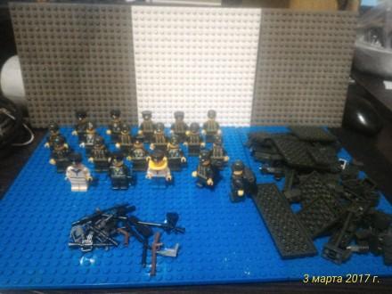 20 фигурок Лего, Lego №197. Александрия. фото 1