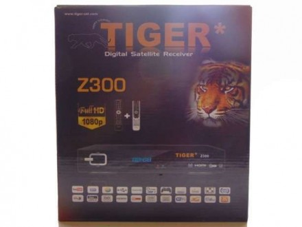 Tiger Z300 PVR HD. Киев. фото 1
