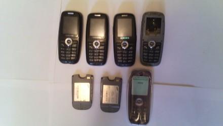 Продам три Samsung x620 и две батареи к ним, плюс запчасти и силиконовый чехол. . Одесса, Одесская область. фото 7