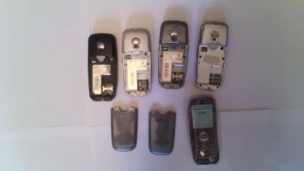 Продам три Samsung x620 и две батареи к ним, плюс запчасти и силиконовый чехол. . Одесса, Одесская область. фото 4