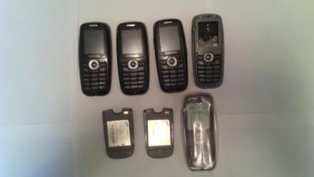 Продам три Samsung x620 и две батареи к ним, плюс запчасти и силиконовый чехол. . Одесса, Одесская область. фото 3