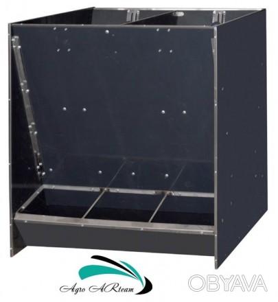 Кормовий автомат для поросят на дорощуванні, на 60 голів (по 3 кормомісця дві ст. Львов, Львовская область. фото 1