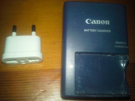 Оригинальное зарядное Canon CB-2LX G. Донецк. фото 1