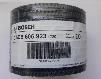 Круг пелюстковий випуклий 125 мм Best For Metal, Bosch   зерно Р120-20шт. Львов, Львовская область. фото 2