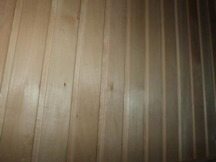 Вагонка (липа) хорошего качества, сухая. длина 3 метра--31.7 м2 и 4.4 м2 разной . Винница, Винницкая область. фото 4