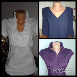 продам три женских блузы по цене 120грн за все