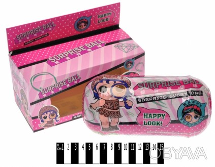 Лялька LOL  в капсулі  89332-1 (шт.)