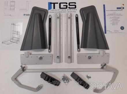 Механизм шкаф-кровать TGS508 Комплект механизма подходит так же для самостоятель. Киев, Киевская область. фото 1