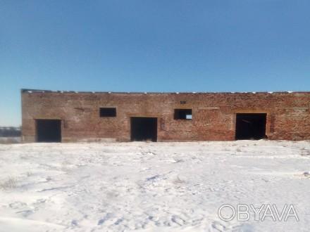Продам здание с земельным участком в с. Кисличеватая