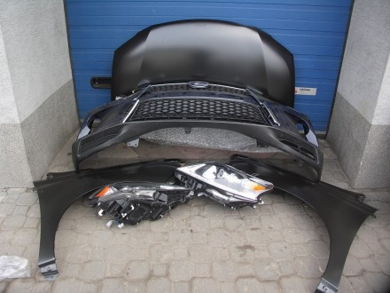 Продается Капот на Lexus RX 350 2009-2012 в б/у состоянии. Фото соответствует де. Киев, Киевская область. фото 2
