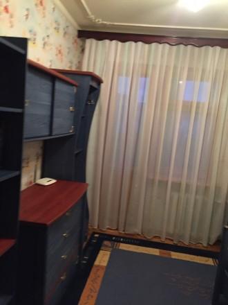 Сдам 3-х к.кв. Королева \ Архитекторская 10\16   комнаты раздельные- вся бытова. Киевский, Одесса, Одесская область. фото 5