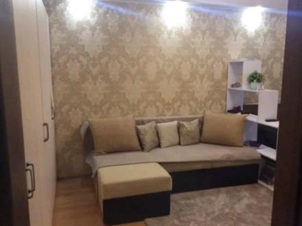 1 комнатная квартира по адресу Машиностроительная 21. В квартире сделан евроремо. Киев, Киевская область. фото 5
