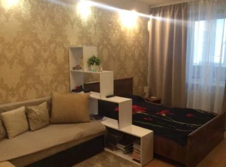 1 комнатная квартира по адресу Машиностроительная 21. В квартире сделан евроремо. Киев, Киевская область. фото 4