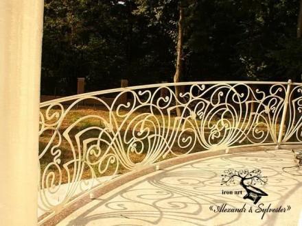 «Alexandr & Sylvester» — підприємство з розробки та виготовлення кованих виробів. Киев, Киевская область. фото 9