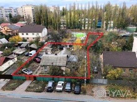 Киев, ул. Стуса, 8 соток, ИЖС