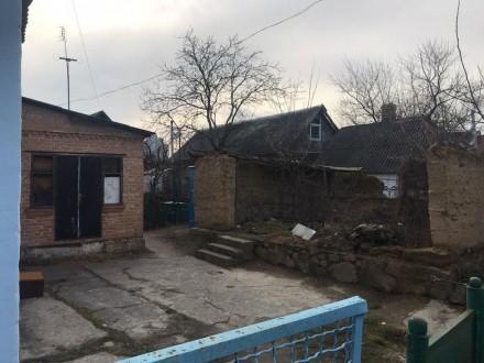 Продаж частини будинку, 4 сотки землі,спільний прохід(сервітут)  3кімнати +кухня. Белая Церковь, Киевская область. фото 7