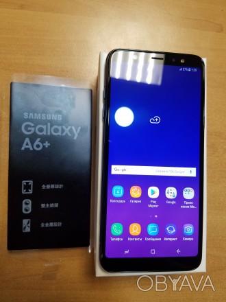 Samsung A605G-DS Galaxy A6+ (2018) 4+32GB Blue