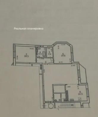 Продаётся 3-к квартира ЖК Никольский Град, ул Никольско-Слободская 1а. Хороший р. Киев, Киевская область. фото 9