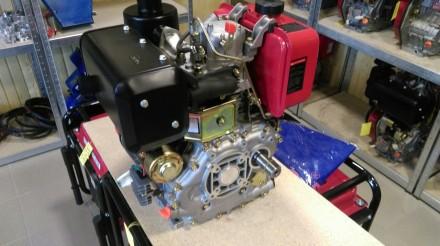 Двигатель дизельный Weima WM188FBSE Дизельный двигатель Weima WM188FBSE большой . Киев, Киевская область. фото 10