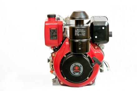 Двигатель дизельный Weima WM188FBSE Дизельный двигатель Weima WM188FBSE большой . Киев, Киевская область. фото 2