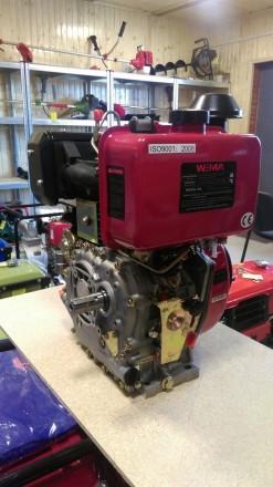 Двигатель дизельный Weima WM188FBSE Дизельный двигатель Weima WM188FBSE большой . Киев, Киевская область. фото 8