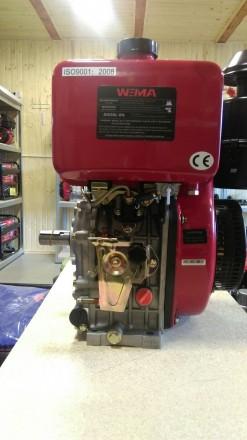 Двигатель дизельный Weima WM188FBSE Дизельный двигатель Weima WM188FBSE большой . Киев, Киевская область. фото 7