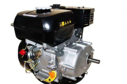 Бензиновый двигатель Weima ВТ170F-S(CL) (вал 20 мм, шпонка, центробежное сцеплен. Киев, Киевская область. фото 5