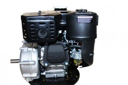 Бензиновый двигатель Weima ВТ170F-S(CL) (вал 20 мм, шпонка, центробежное сцеплен. Киев, Киевская область. фото 6