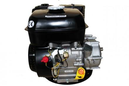Бензиновый двигатель Weima ВТ170F-S(CL) (вал 20 мм, шпонка, центробежное сцеплен. Киев, Киевская область. фото 3