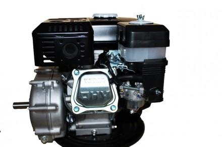 Двигатель бензиновый GrunWelt GW170F-S (CL) (центробежное сцепление, шпонка, вал. Киев, Киевская область. фото 3