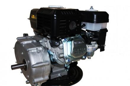 Двигатель бензиновый GrunWelt GW170F-S (CL) (центробежное сцепление, шпонка, вал. Киев, Киевская область. фото 5