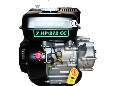Двигатель бензиновый GrunWelt GW170F-S (CL) (центробежное сцепление, шпонка, вал. Киев, Киевская область. фото 6