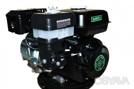 Двигатель бензиновый GrunWelt GW170F-S (CL) (центробежное сцепление, шпонка, вал. Киев, Киевская область. фото 1