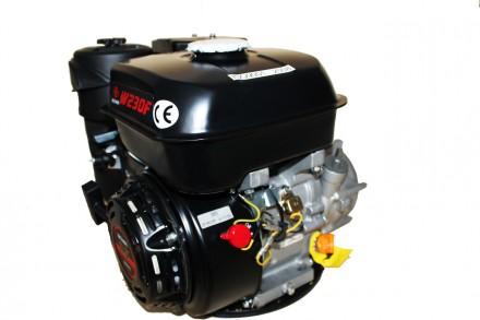 Двигатель бензиновый WEIMA W230F-S (CL) (центробежное сцепление, 7,5 л.с., шпонк. Киев, Киевская область. фото 2